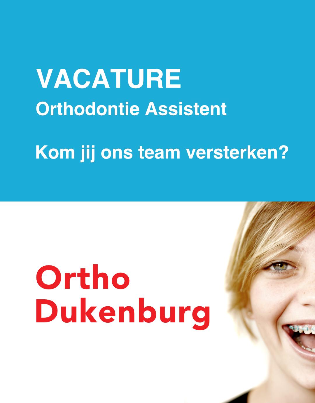 Vacature OrthoDukenburg